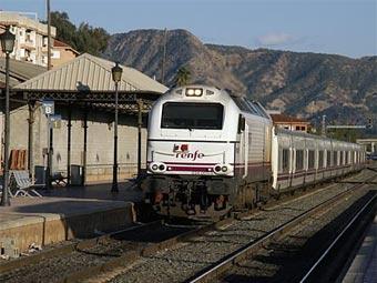 Поезд мадрид аликанте